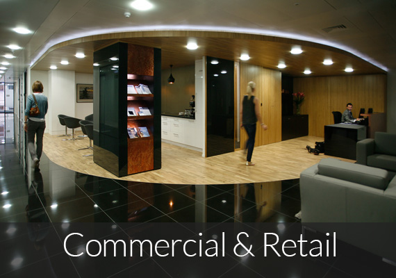 Commercial and Retail